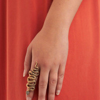 Wind Your Way Ring | Mod Retro Vintage Rings | ModCloth.com