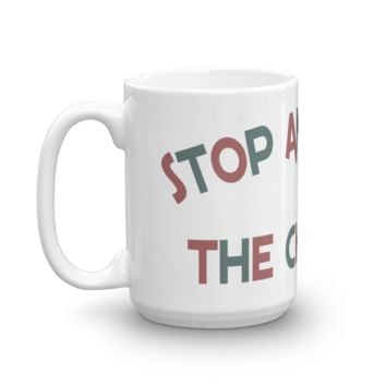 Smell the Christmas Mug