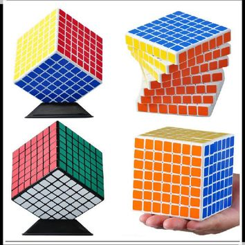 2015 NEW ShengShou Magic Cube Professional PVC&Matte Stickers Cubo Magico Puzzle Speed Classic Toys Learning & Education Toy