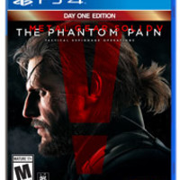 Metal Gear Solid V: The Phantom Pain for PlayStation 4 | GameStop