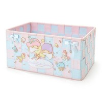 Little Twin Stars Knit Accessory Case M Sanrio Japan Kiki Lala - VeryGoods.JP