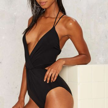 Lavish Alice Into the Twist Swimsuit