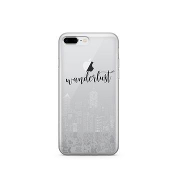 City Wanderlust iPhone   Samsung Clear Phone Case Cover f5c4ed6af675