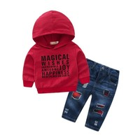 Magical Wishes. Happiness Baby Kid Child Toddler Newborn Hoodie Sweater Pants