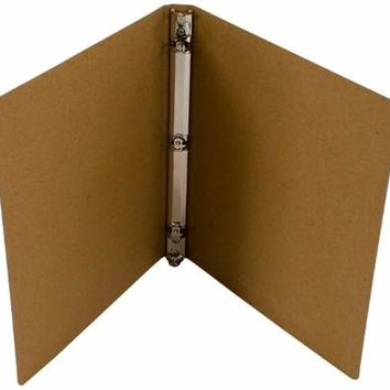 Guided Products ReBinder Select Recycled Chipboard Binder, 0.5 Inch (GDP00009)