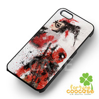 Harley Quinn and Deadpool - 3 for iPhone 4/4S/5/5S/5C/6/ 6+,samsung S3/S4/S5/S6 Regular/S6 Edge,samsung note 3/4