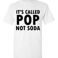 It's Called Pop Not Soda