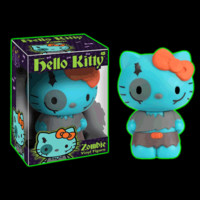 Halloweentown Store: Hello Kitty Zombie Pop! Vinyl Figure