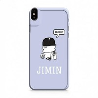 BTS JIMIN iPhone X case