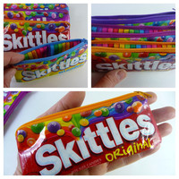 Skittles Candy Coin Purse