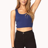 Favorite Basic Crop Top