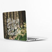 Wild Adventure Laptop Skin