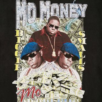 Biggie Smalls Mo Money Mo Problems Graphic Tee
