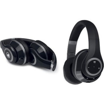 Urban Beatz  Wireless Bluetooth Headphones with Microphone and 12-Hour Rechargeable Battery