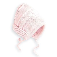Baby Knit Hat in Pink by Bella Bliss - FINAL SALE