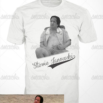 Stevie Janowski T-Shirt - funny eastbound and down tee shirt, film, tv show, mens gift, kenny powers