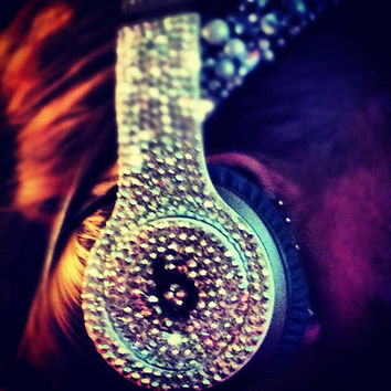 Blinggg Dr. Dre Beats Headphones