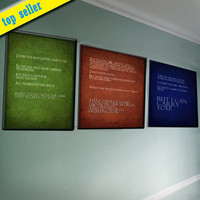 Lord of the Rings inspirational poster set of three... digital file