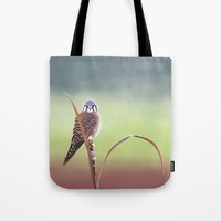 American Kestrel  Tote Bag by North Star Artwork
