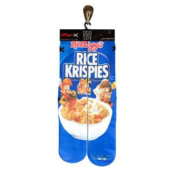 Odd Sox Rice Krispies