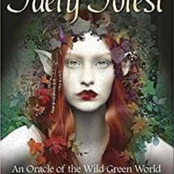 Faery Forest Oracle by Lucy Cavendishn