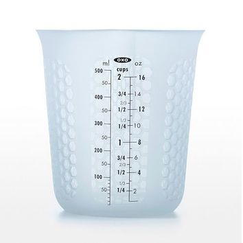 OXO 2-Cup Silicone Measuring Cup