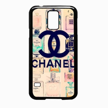 Cute Chanel Vintage Perfume FOR SAMSUNG GALAXY S5 CASE *PS*