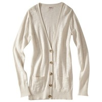 Mossimo Supply Co. Junior's Boyfriend Cardigan - Assorted Colors