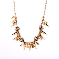 Renegade Cluster Necklace