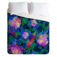 Joy Laforme Dawn Of Spring I Duvet Cover