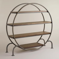 Round Bookcase - World Market
