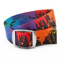 Croakies Loudmouth Paint Balls Cut-to-Belt - Men, Size: One Size (Black)