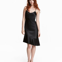 H&M Silk Dress $129