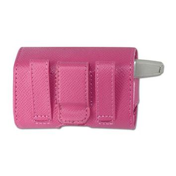 HORIZONTAL POUCH HP1023A SIZE:M HOT PINK 3.5X1.1X2 INCHES: Case Of 120
