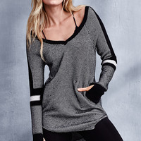 Double-V Tunic Sweater - Victoria's Secret