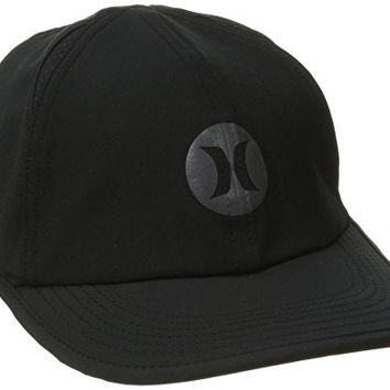 Hurley Junior's Phantom Runner Short Hats, Black, One Size