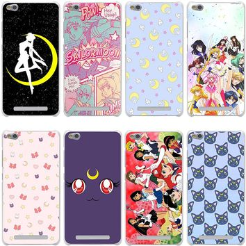 Sailor Moon Hard Case for Xiaomi Phones