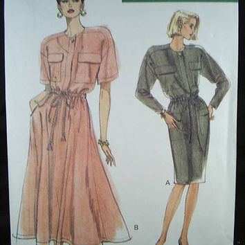 Pattern Very Easy Very Vogue 7714 Dress by 7thStash on Etsy