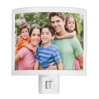 Create Your Own Family Photo Night Light