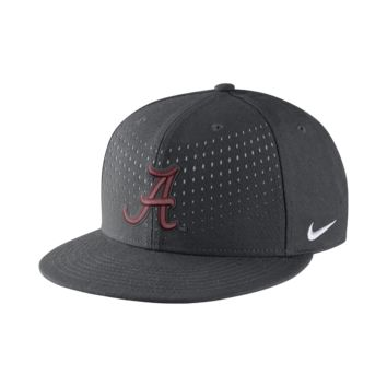Nike College Black Pack True (Alabama) Adjustable Hat