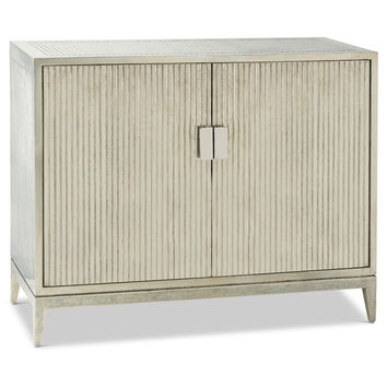 brownstone furniture treviso ribbed accent chest - Accent Chests