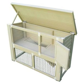 Eco Columbia Rabbit Hutch