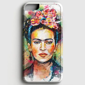 Frida Kahlo Vintage Floral iPhone 8 Case