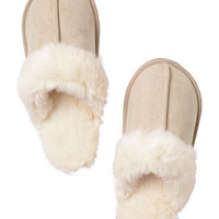 Cozy Slippers - PINK - Victoria's Secret