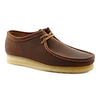 Clarks Men's Wallabee Boots - Beeswax