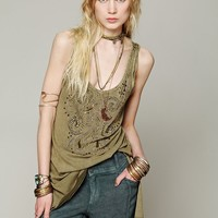 Free People Faded Glory Tank