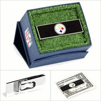 Pittsburgh Steelers Money Clip-CLI-PD-PIT-MC