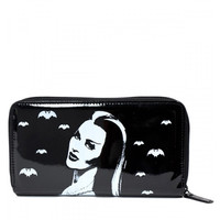 Lily Munster Womens Wallet by Rock Rebel