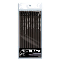 The New Black Pencils - Pack of 12