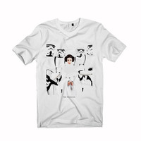Princess Leia star wars For T-Shirt Unisex Aduls size S-2XL